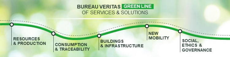 BV Green line of services and solutions