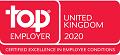 Logo Top employer awards