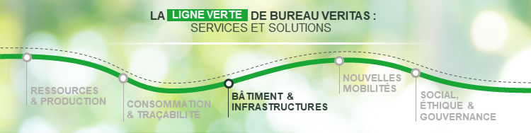 BV Green Line building and infrastructure pillar FR